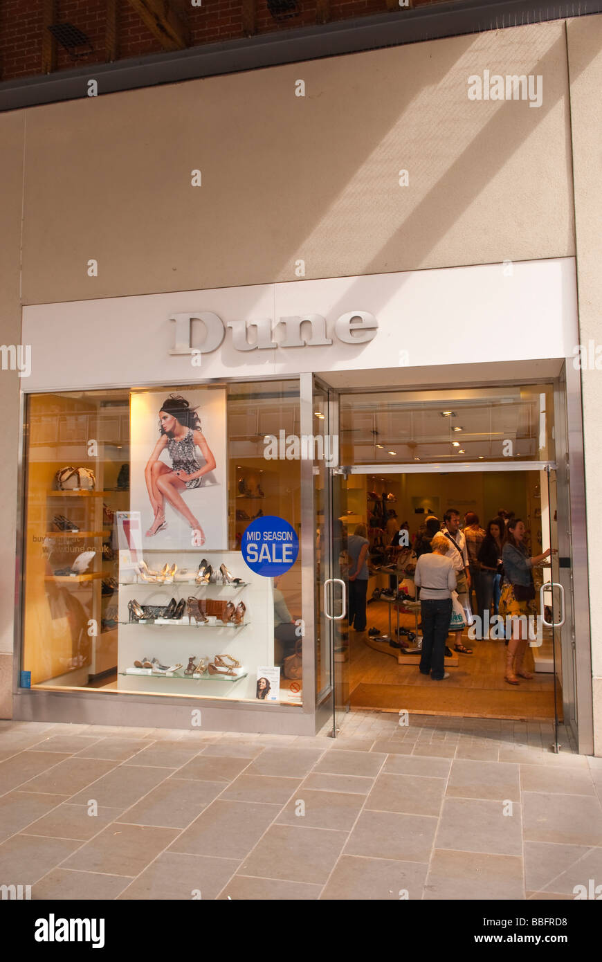 The Dune shoe shop store selling womens shoes in Norwich Norfolk Uk ... f2156d11f5