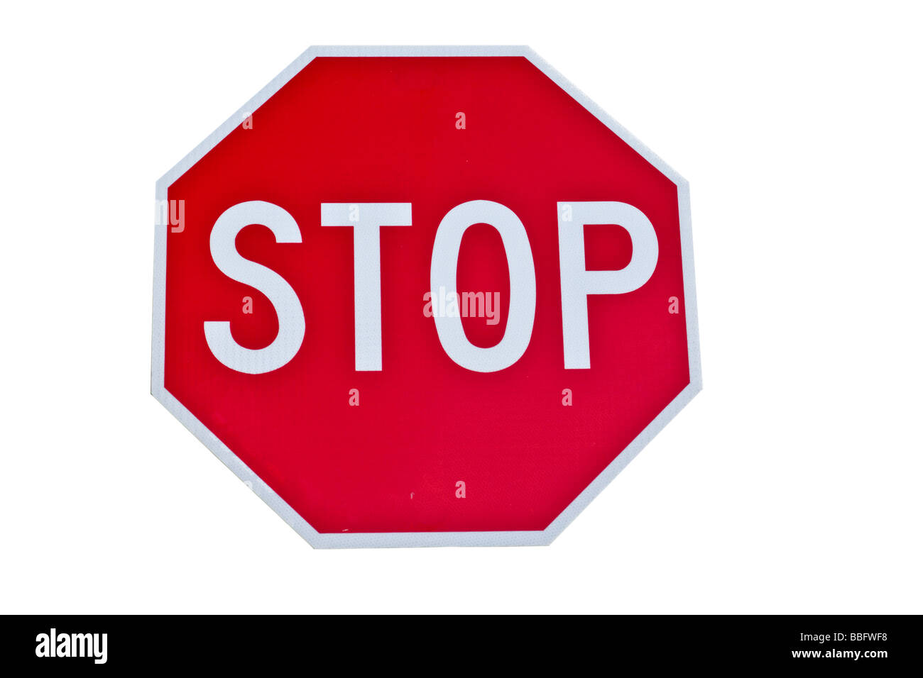 Street or road sign detailing a stop - Stock Image