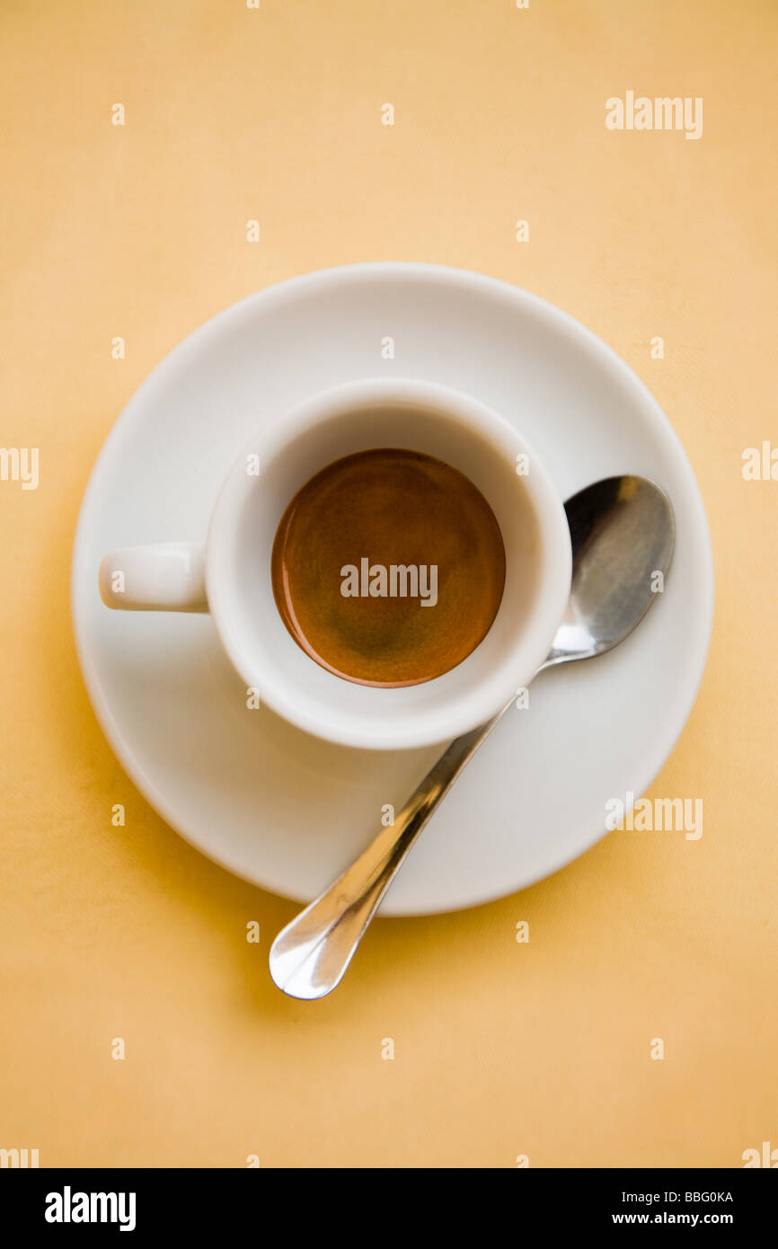 Espresso - Stock Image