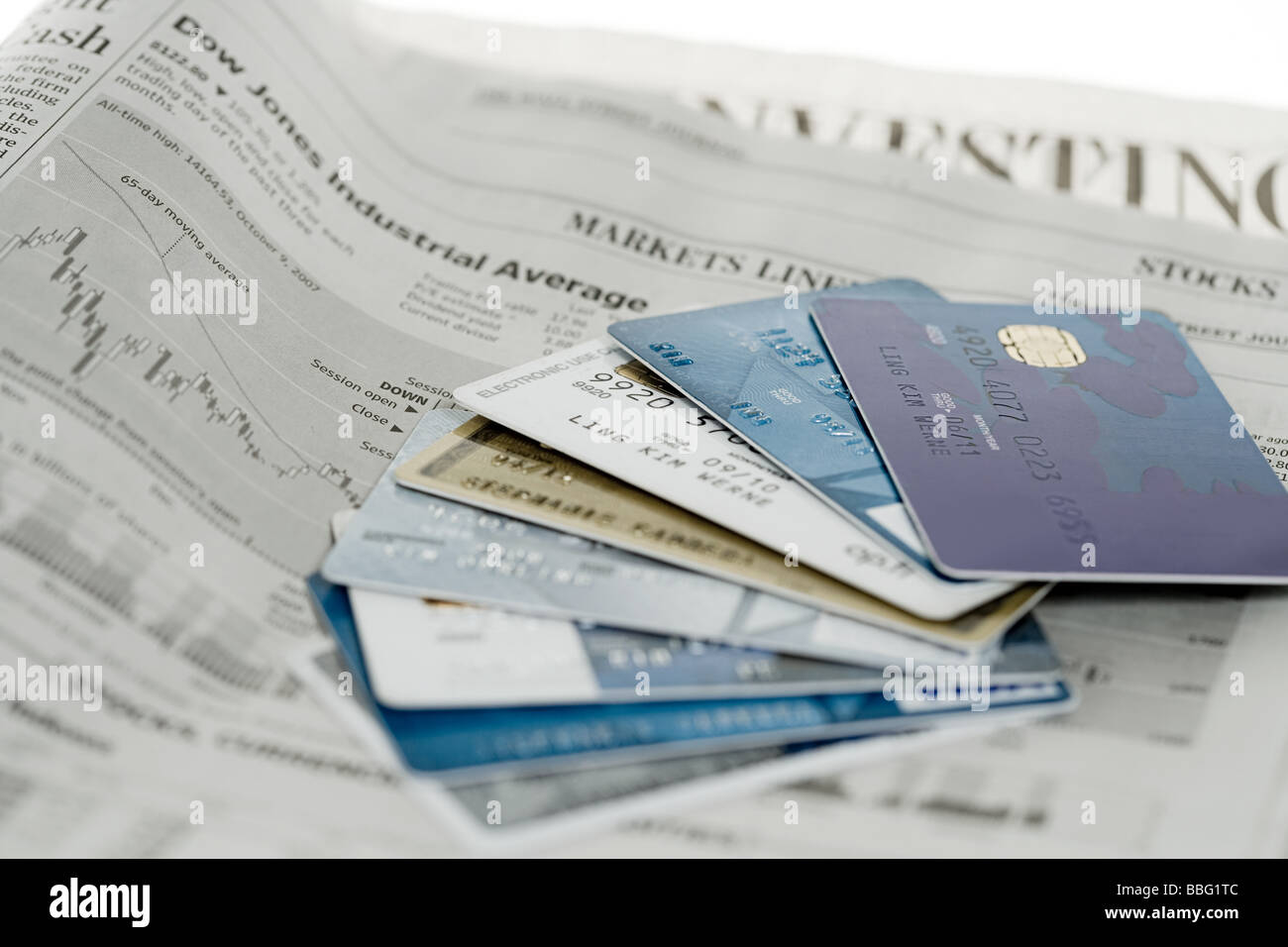 Business Cards Exchange Stock Photos & Business Cards Exchange Stock ...