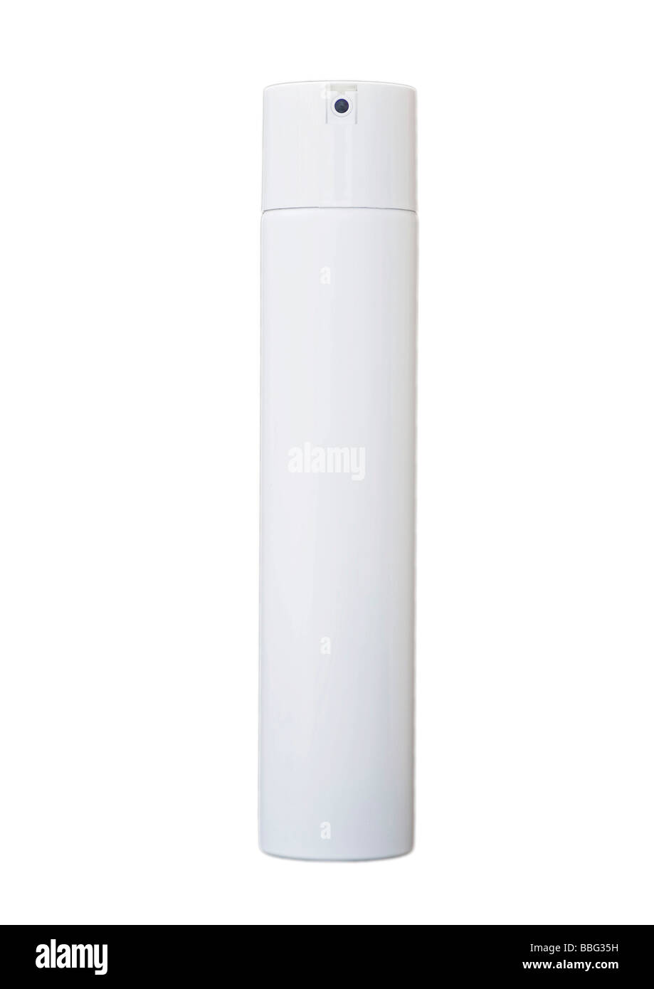 Neutral aerosol can - Stock Image