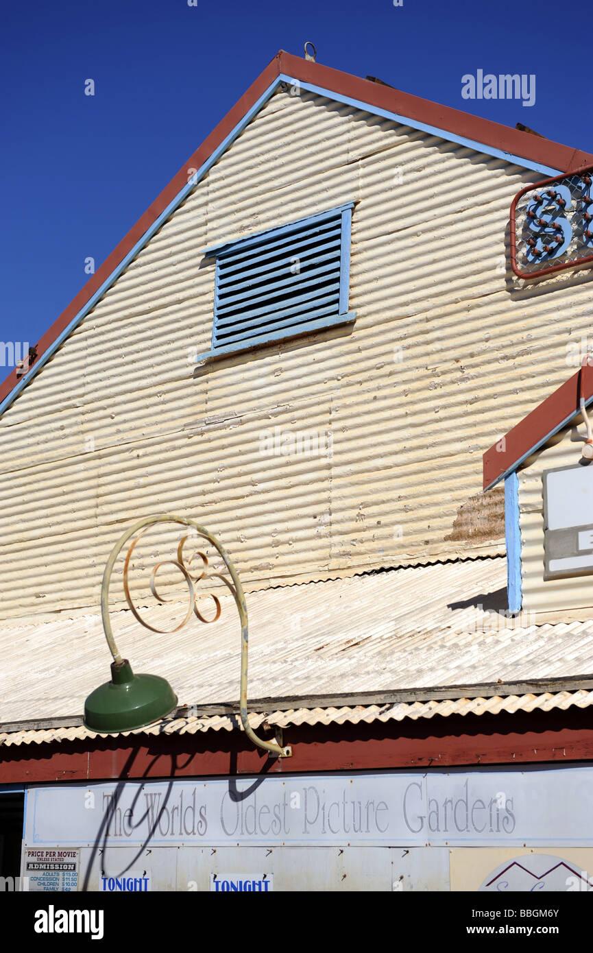 Sun Picture theatre in Broome , Western Australia is the world\'s ...