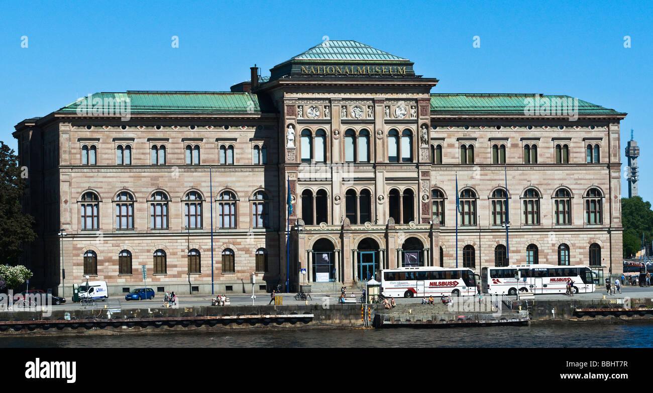 Nationalmuseum Stockholm Stock Photos & Nationalmuseum