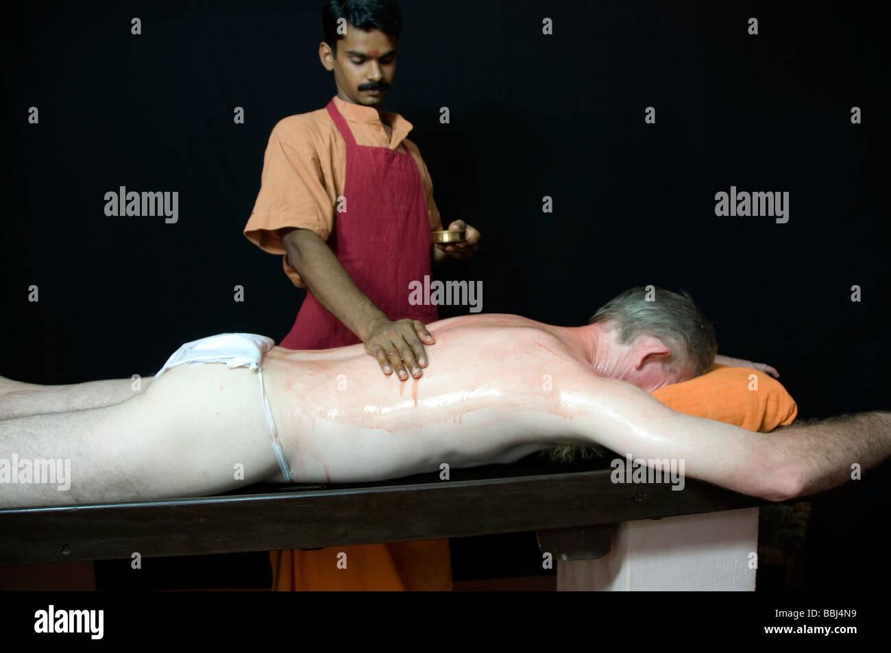 Male massage gold coast