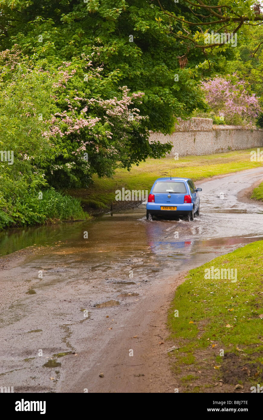 ford across road stock photos ford across road stock images alamy. Black Bedroom Furniture Sets. Home Design Ideas