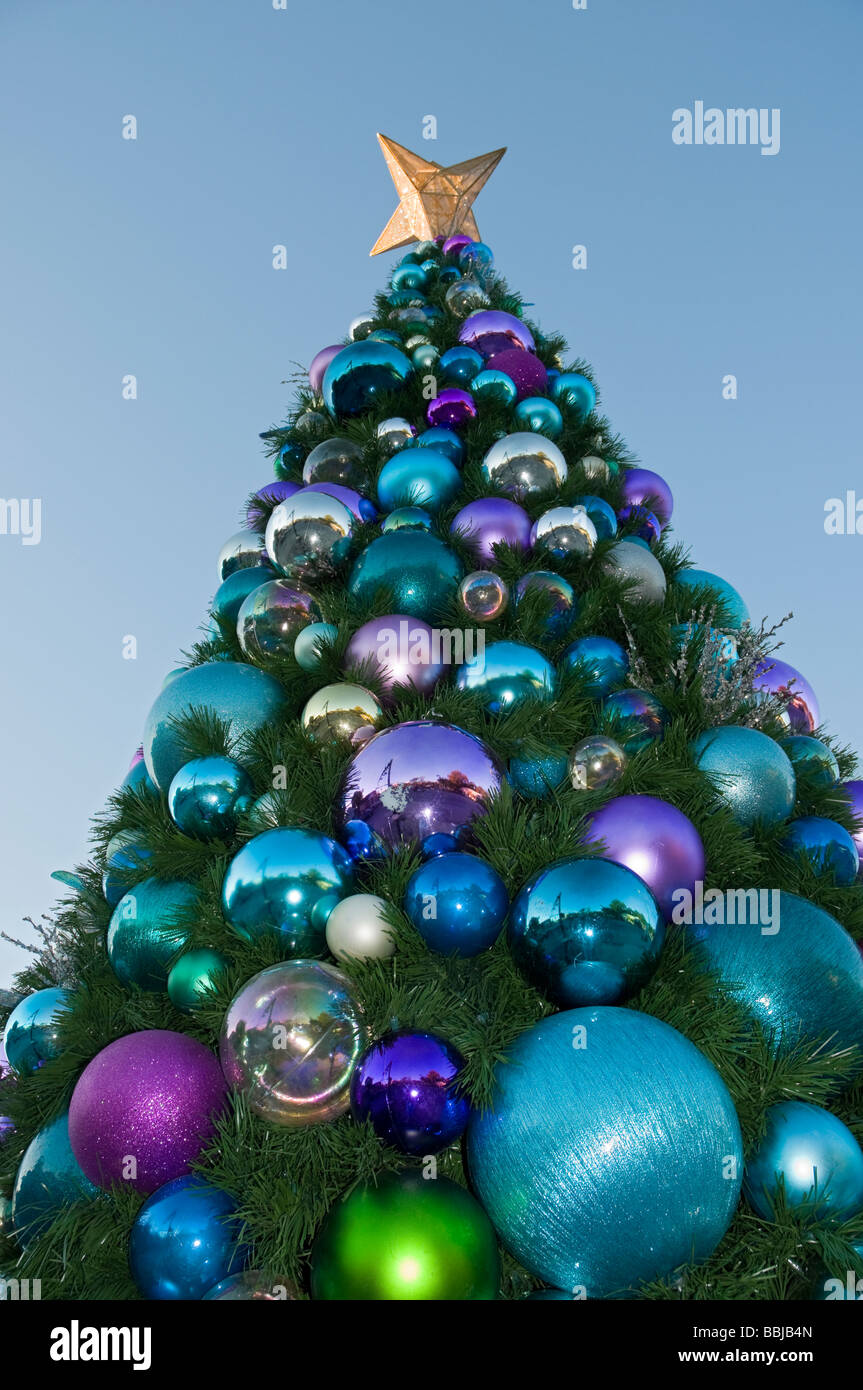 giant outdoor christmas tree high springs florida