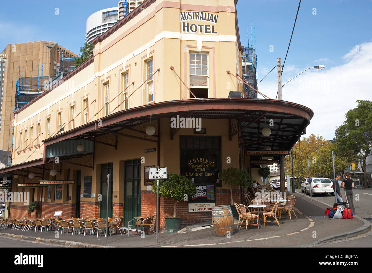 Restaurants Near The Rocks New South Wales