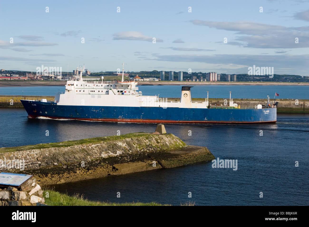 Aberdeen Ferry - Stock Image