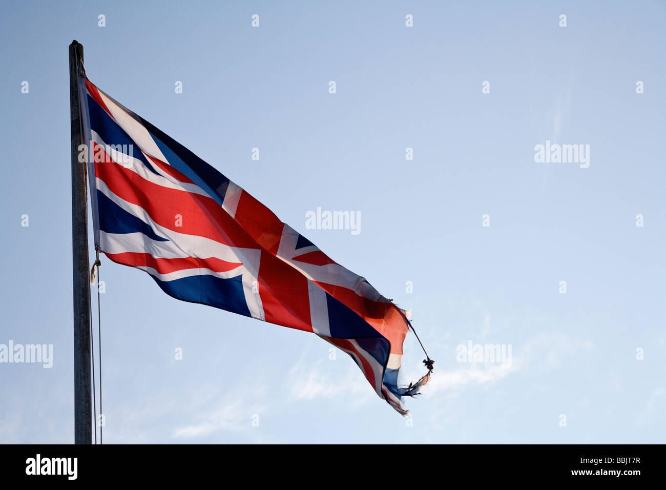 Union Flag - Stock Image