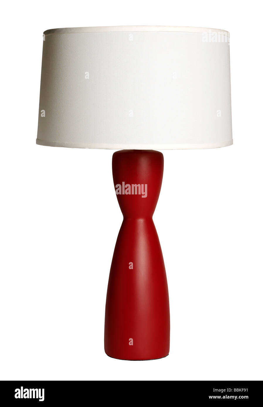 table lamp - Stock Image