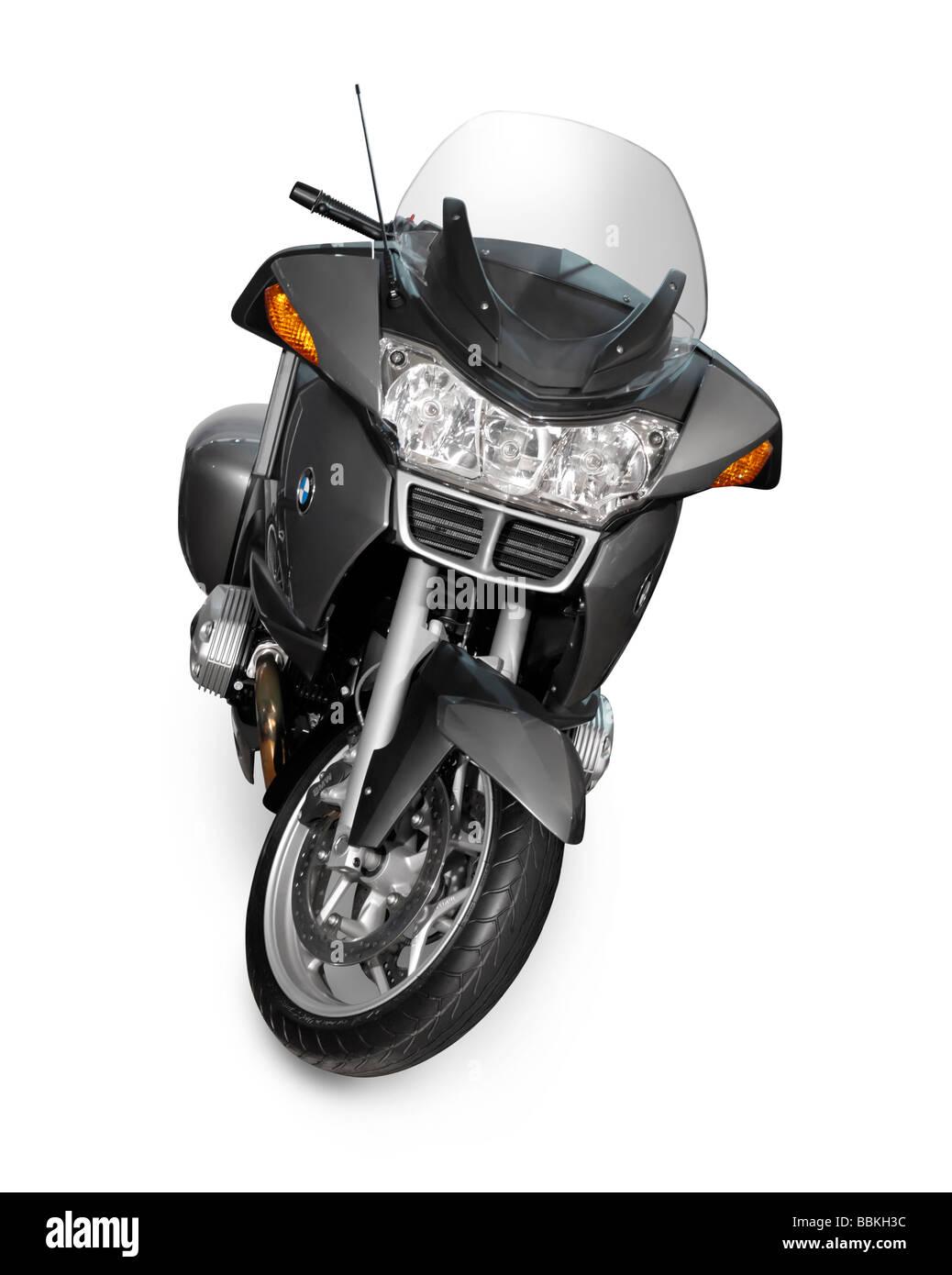 2006 BMW R 1200 RT touring motorcycle - Stock Image