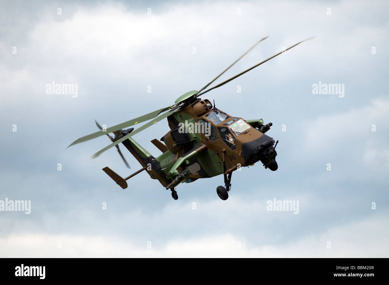 Tigre Alat 2 helicopter chopper - Stock Image