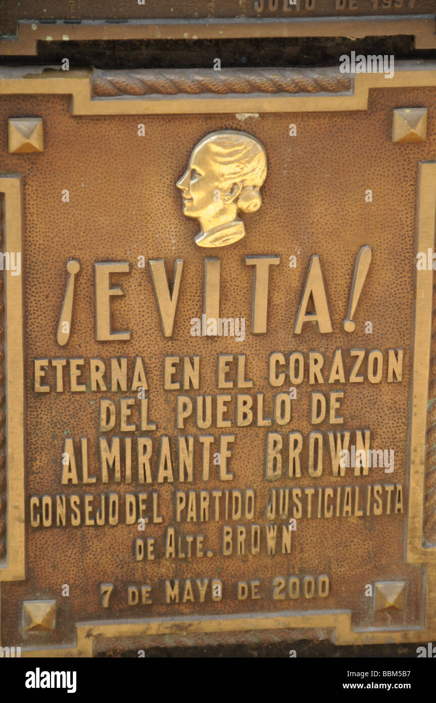 Eva peron foundation