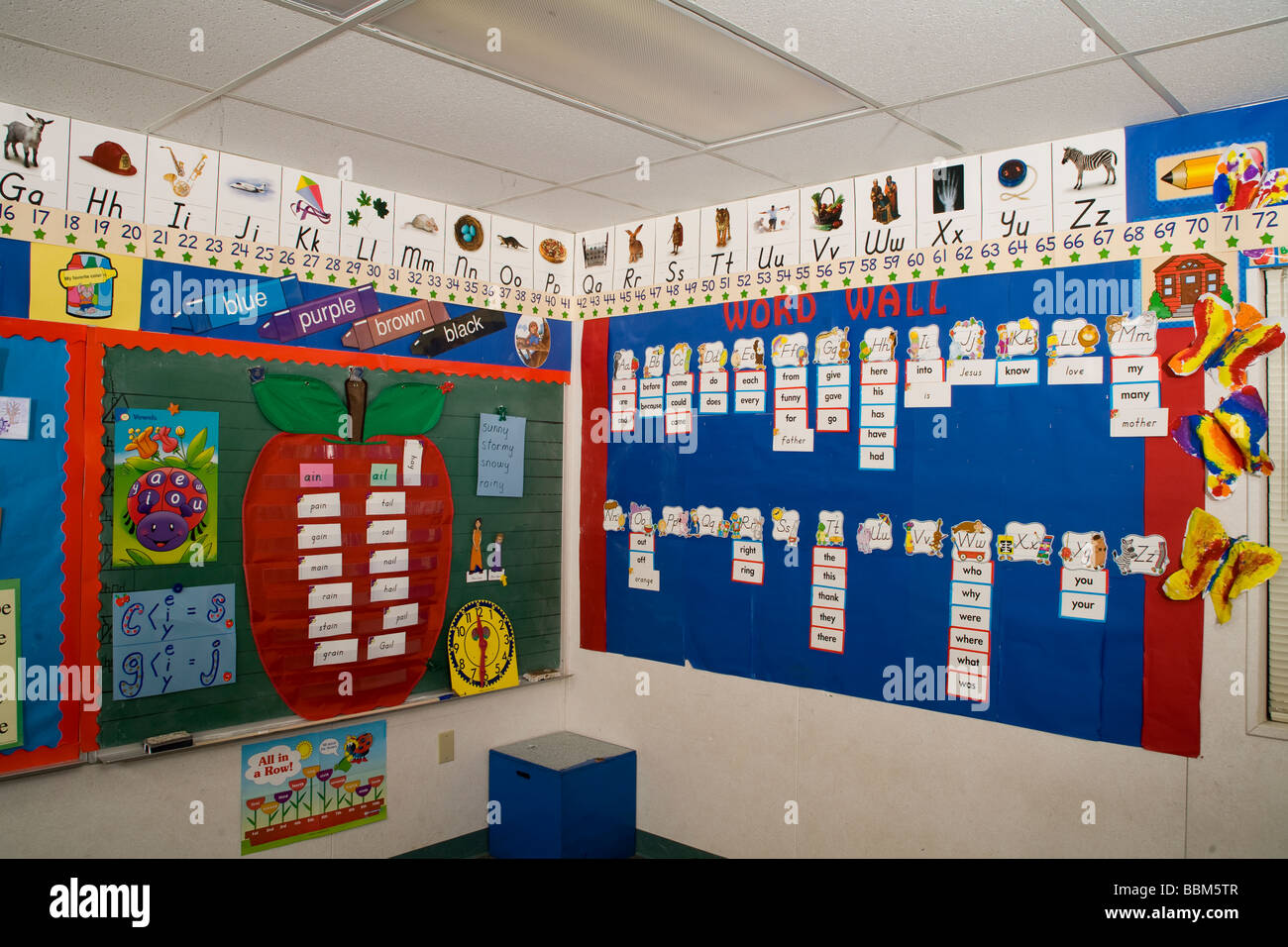 Classroom Decoration Ideas For Primary School