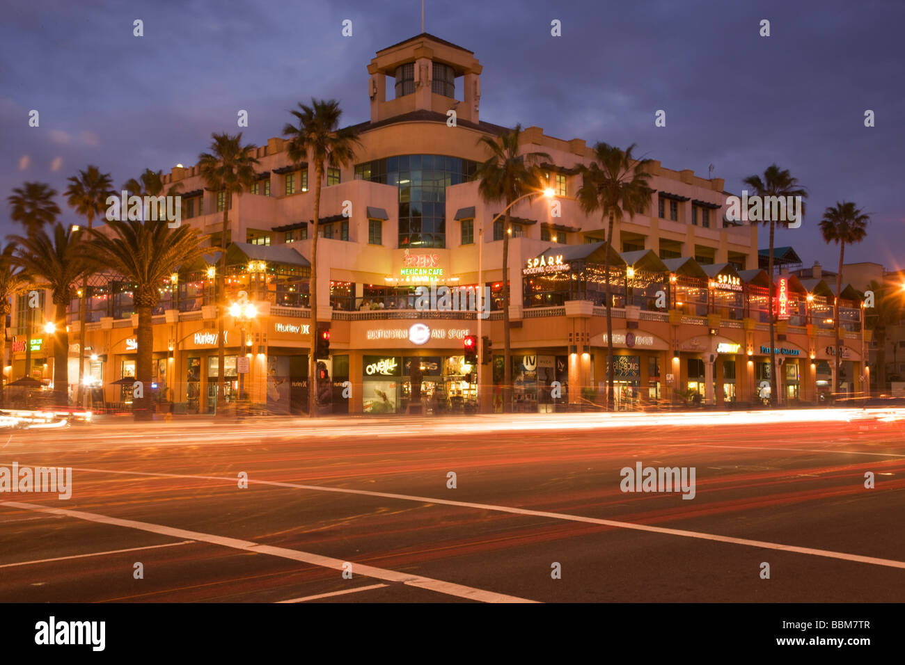 Orange county california and shopping stock photos for The huntington