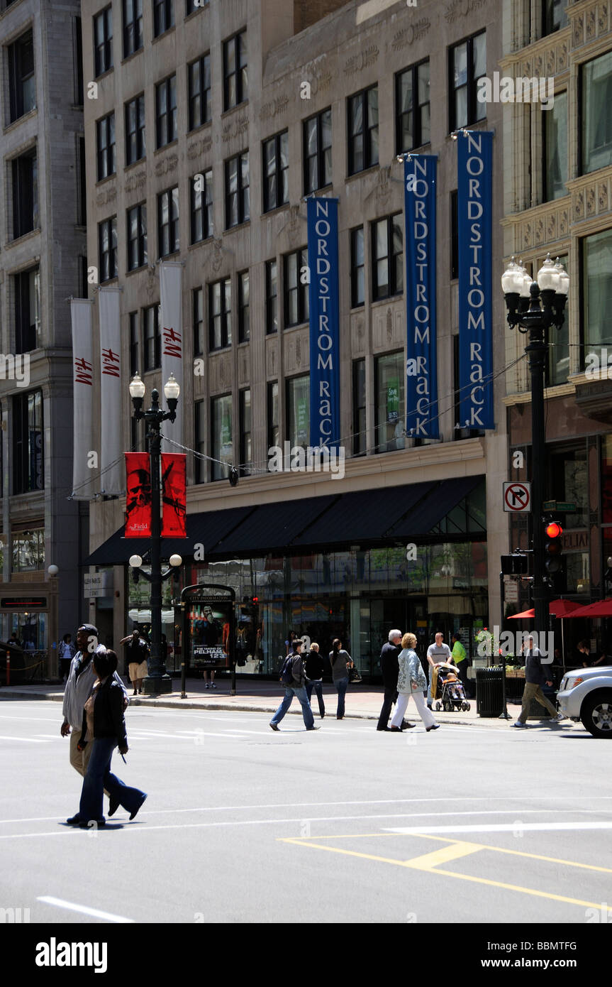 Chicago State Street Shoe Stores