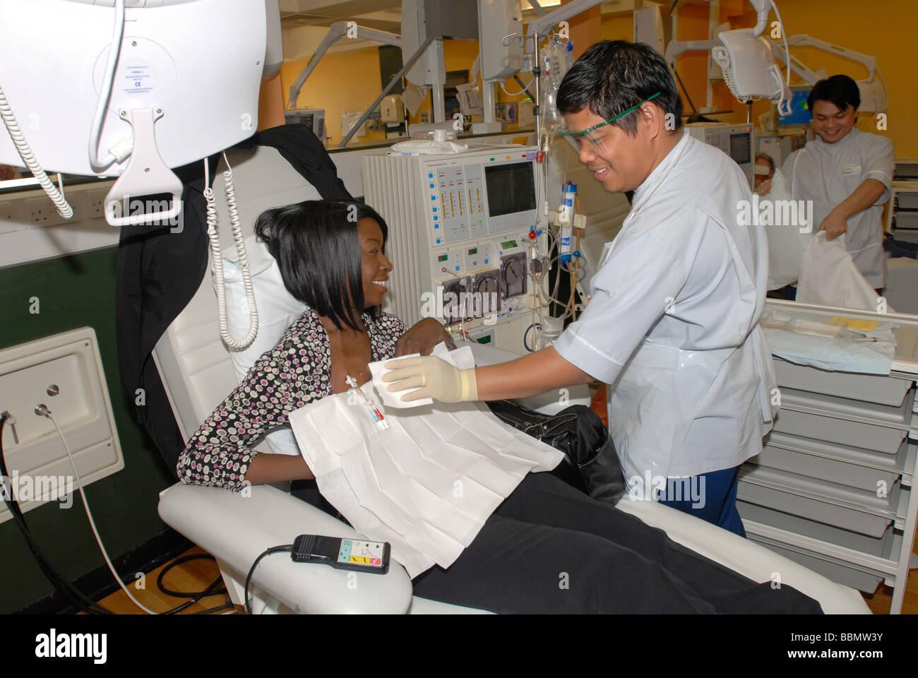 Kidney Dialysis Machine Stock Photos & Kidney Dialysis