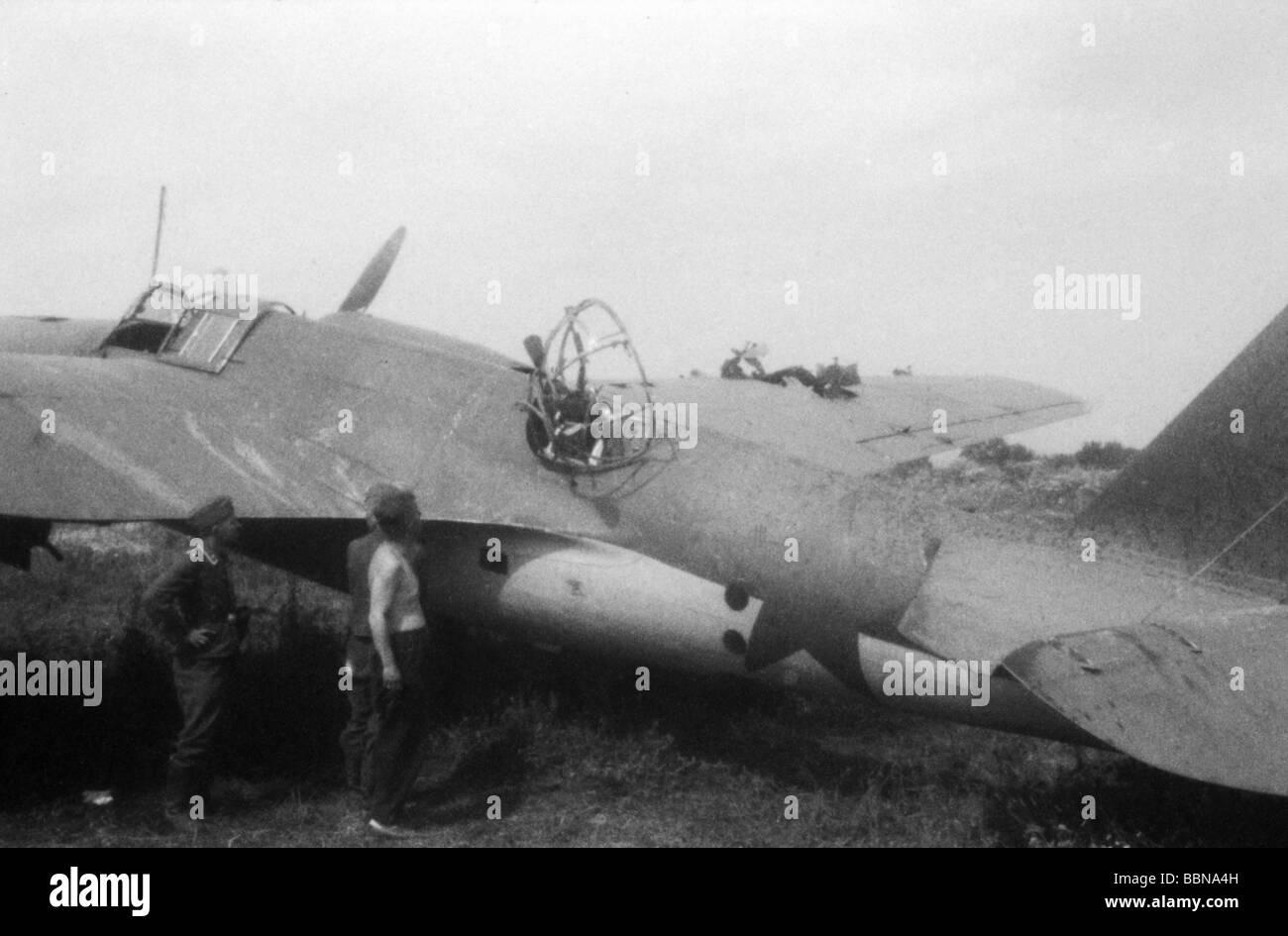 Soviet aircraft of the Second World War