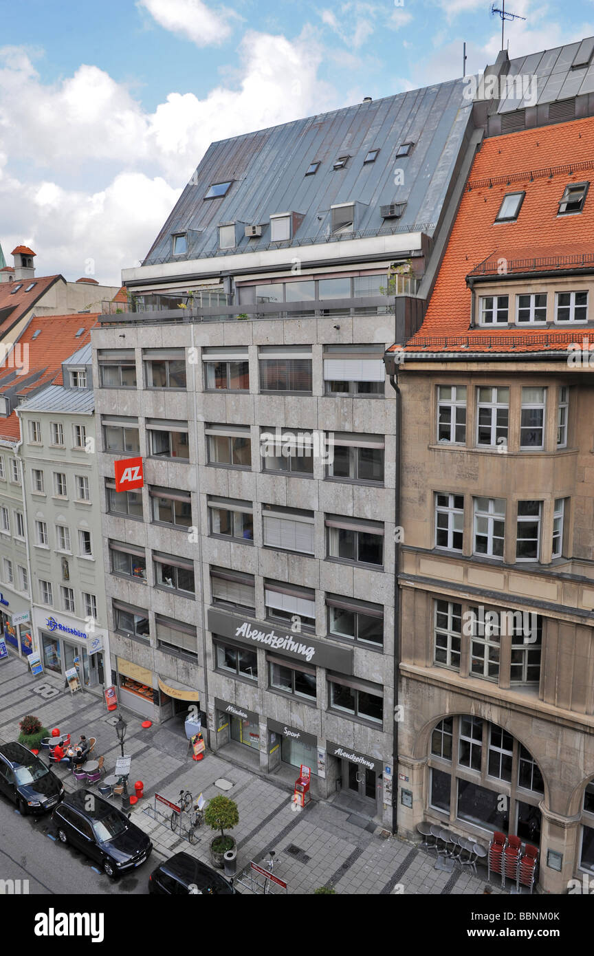 geography / travel, Germany, Bavaria, Munich, buildings, former
