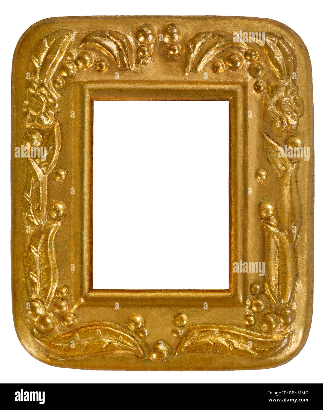 antiques, picture frame, Germany, circa 1910, Additional-Rights-Clearances-NA - Stock Image