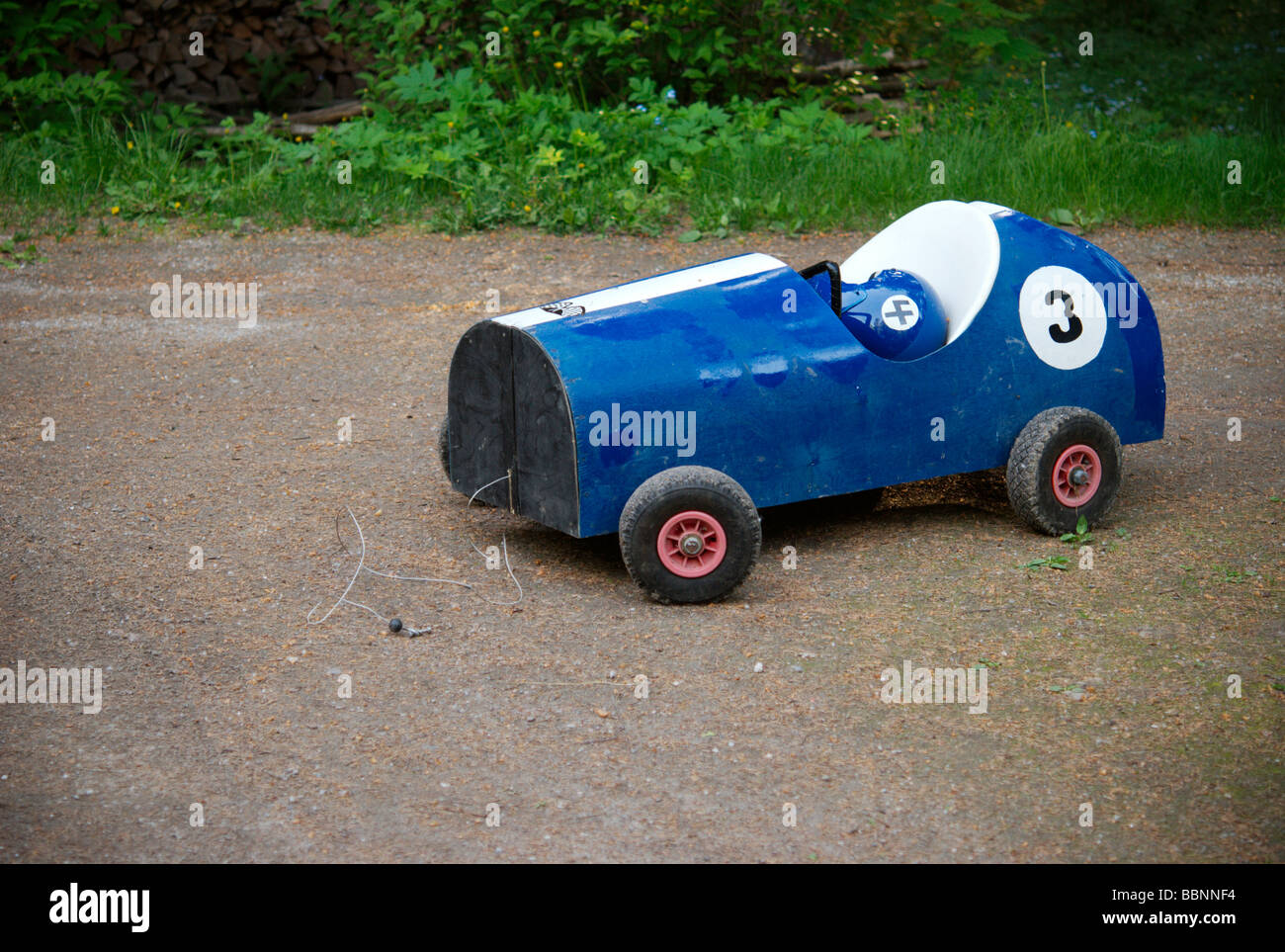 how to build a soap box car