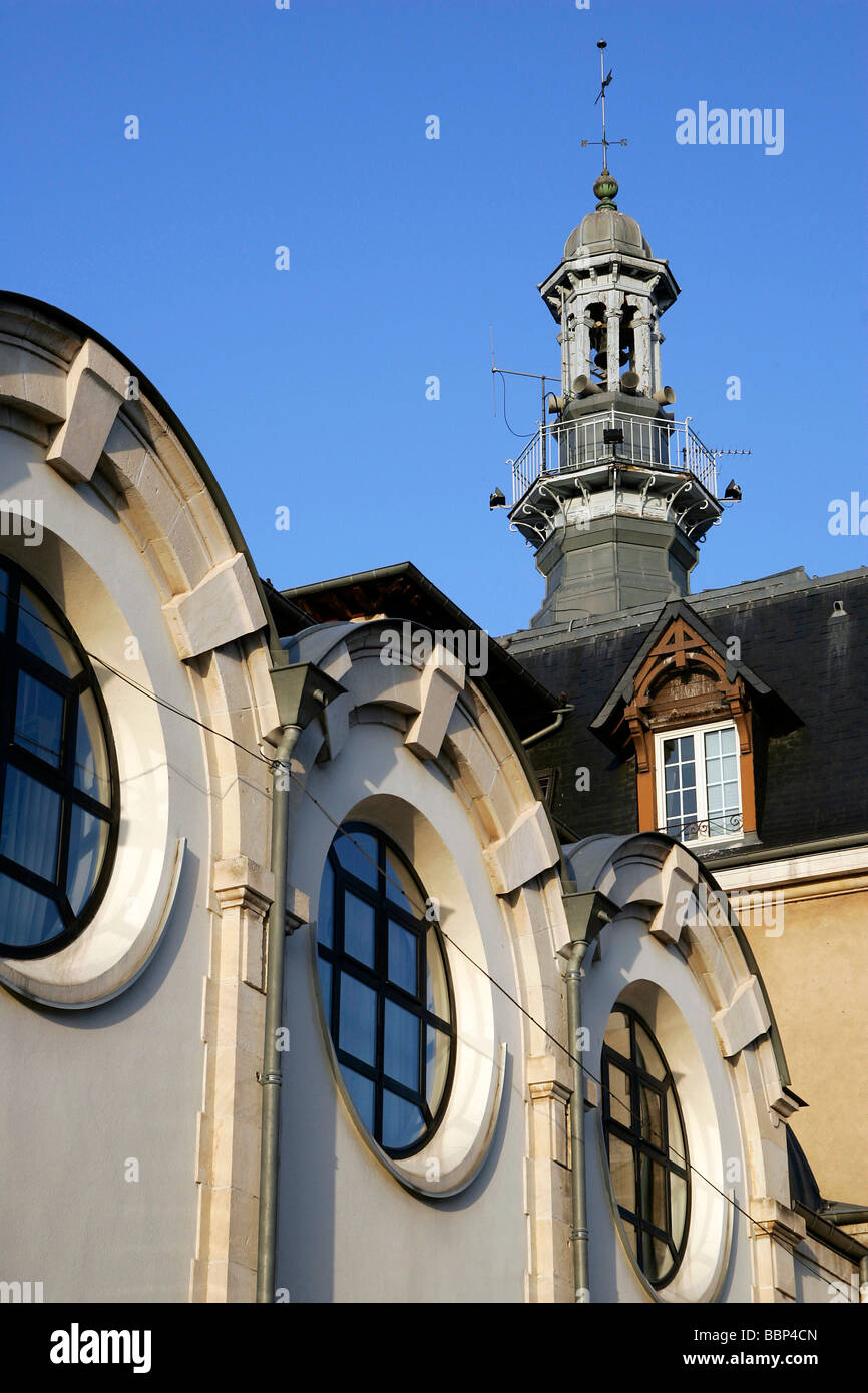 THEATRE, COMMENTRY, ALLIER (03), FRANCE - Stock Image