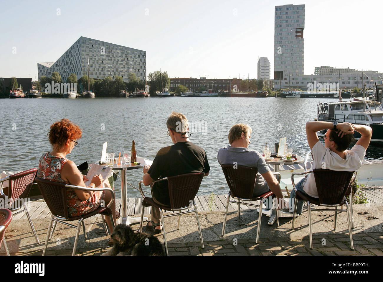 Kanis En Meiland.Cafe Kanis En Meiland Levantkade Java Island Amsterdam