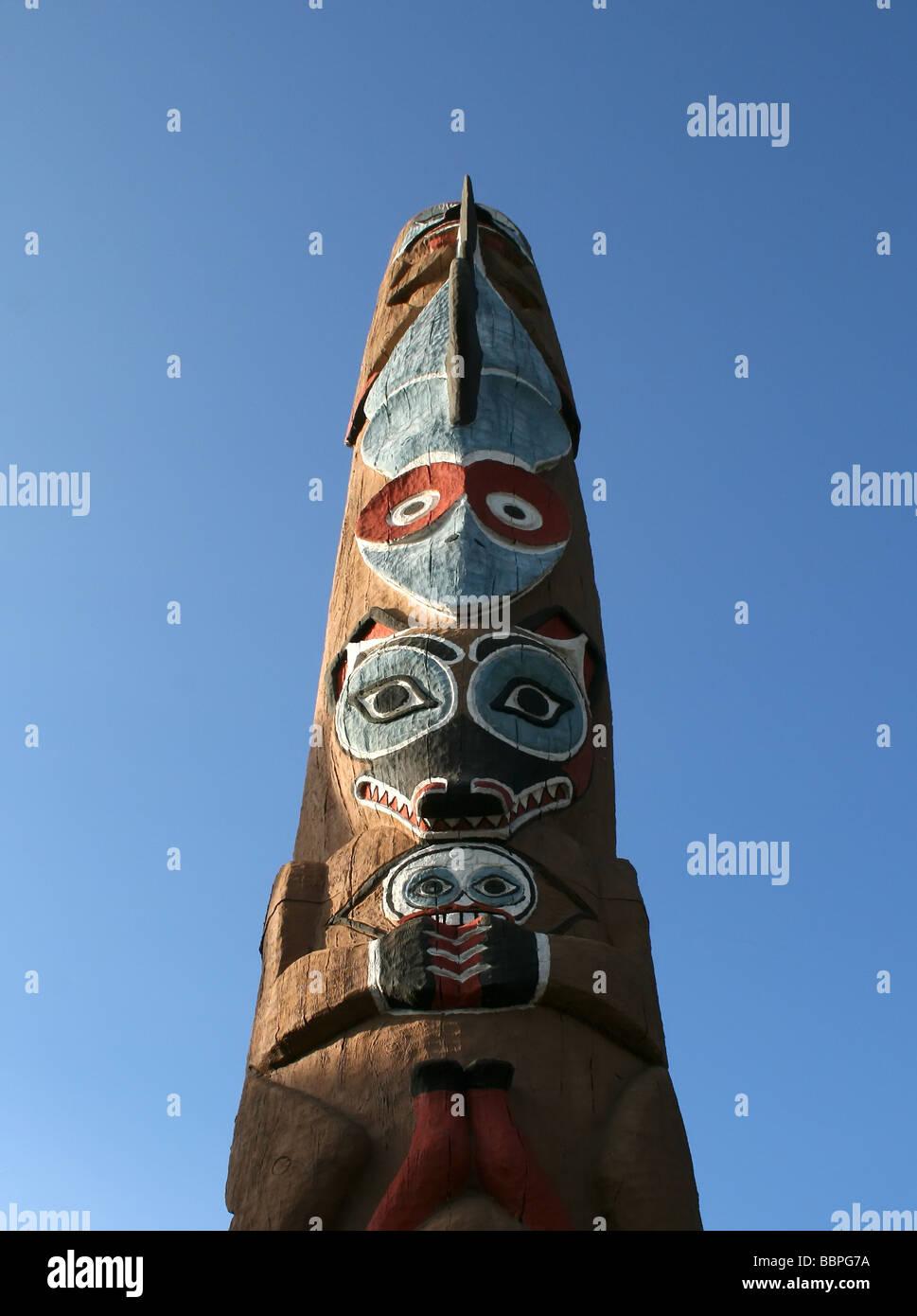 Native American Wolf Symbol Stock Photos Native American Wolf