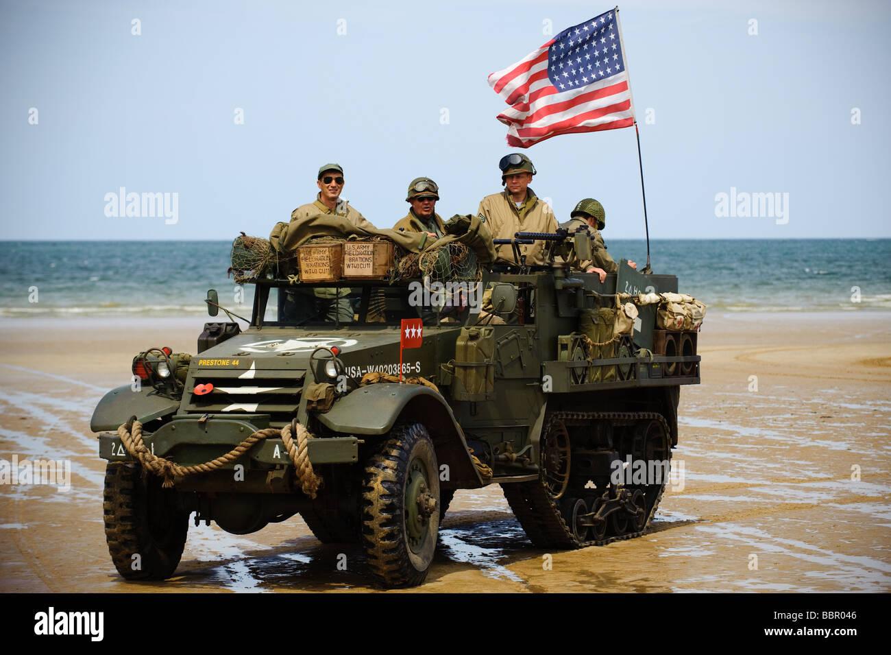 65th D Day Anniversary Omaha Beach