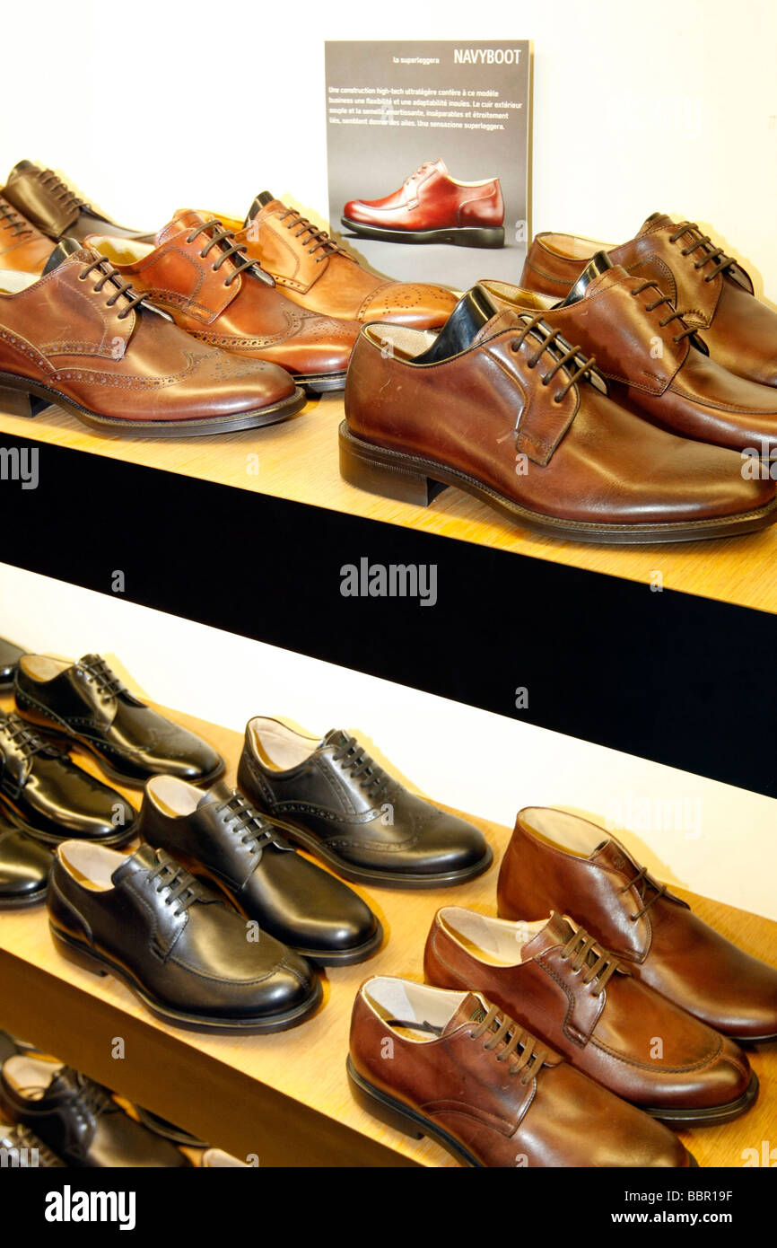 STORE SELLING SWISS SHOES, 'NAVYBOOT