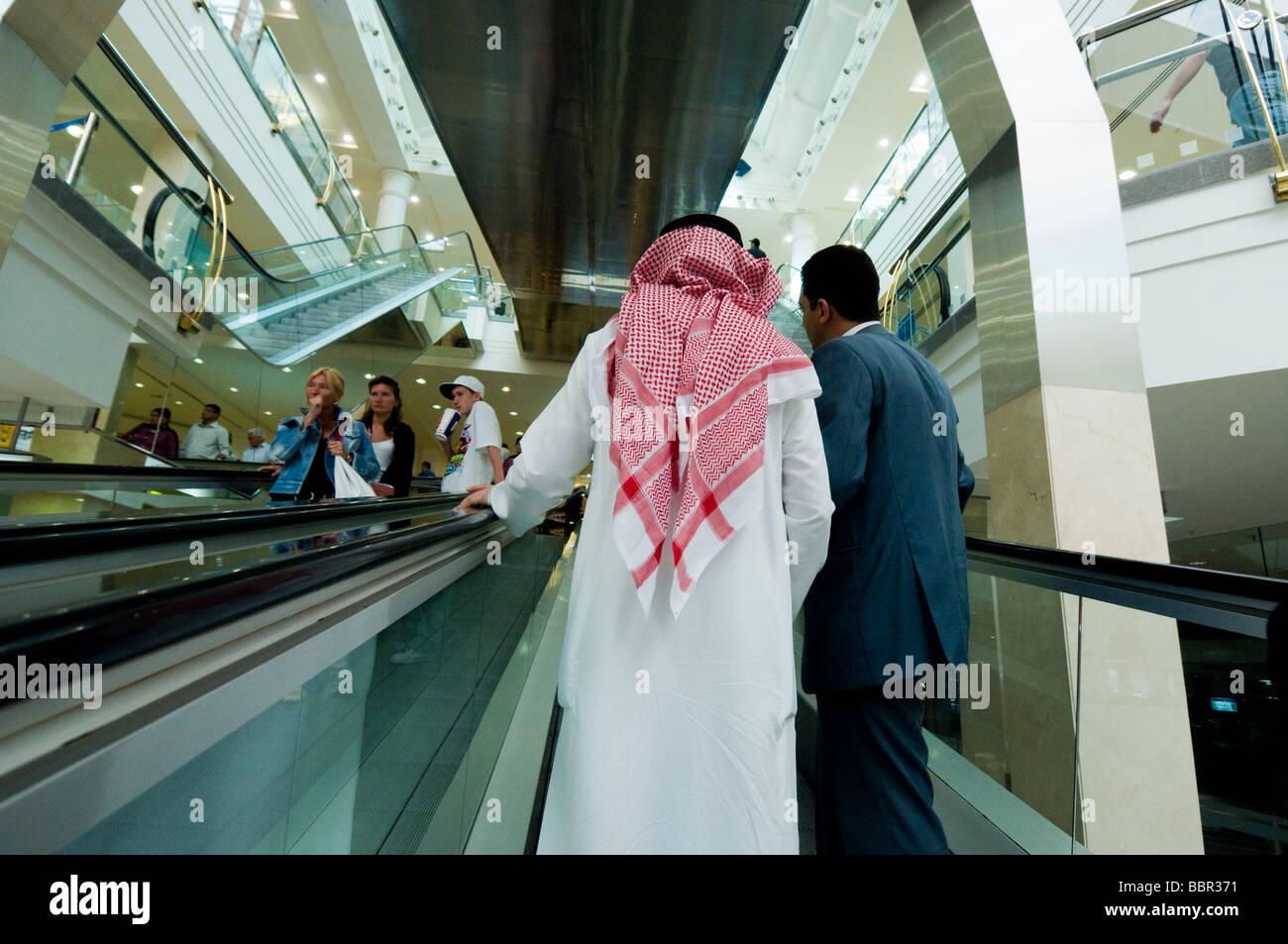 Deira city Center Shopping center Dubai - Stock Image
