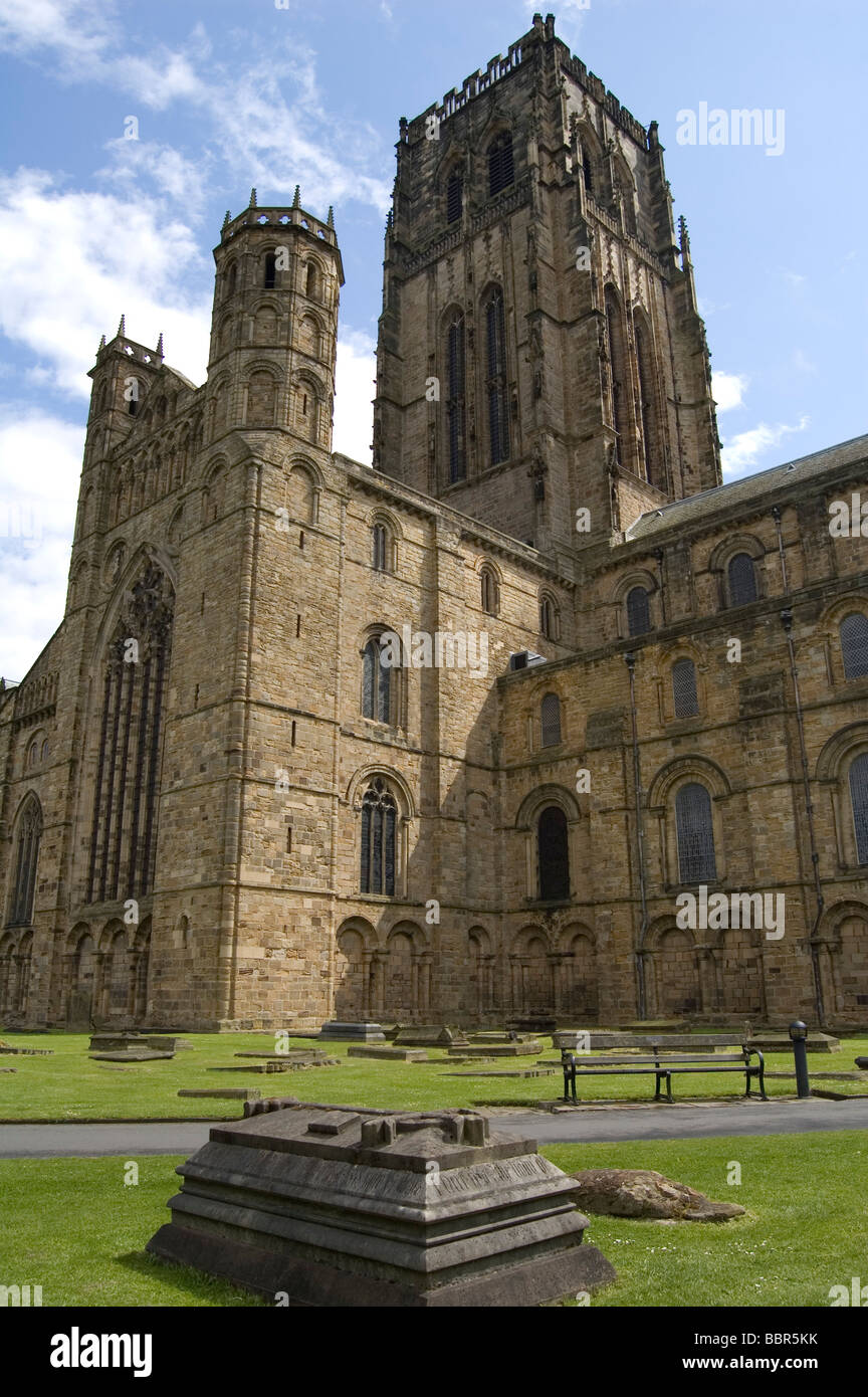 Durham Cathedral, Durham City - Stock Image