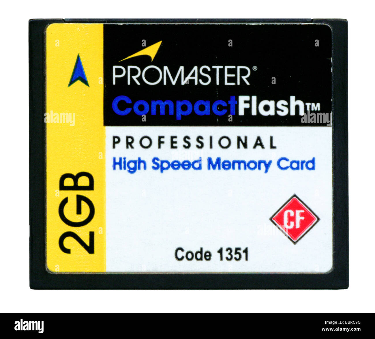 Promaster Compact Flash High Speed Memory Card 2 GB