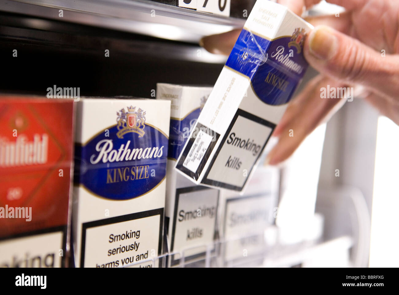 Buy Dunhill cigarettes in Georgia