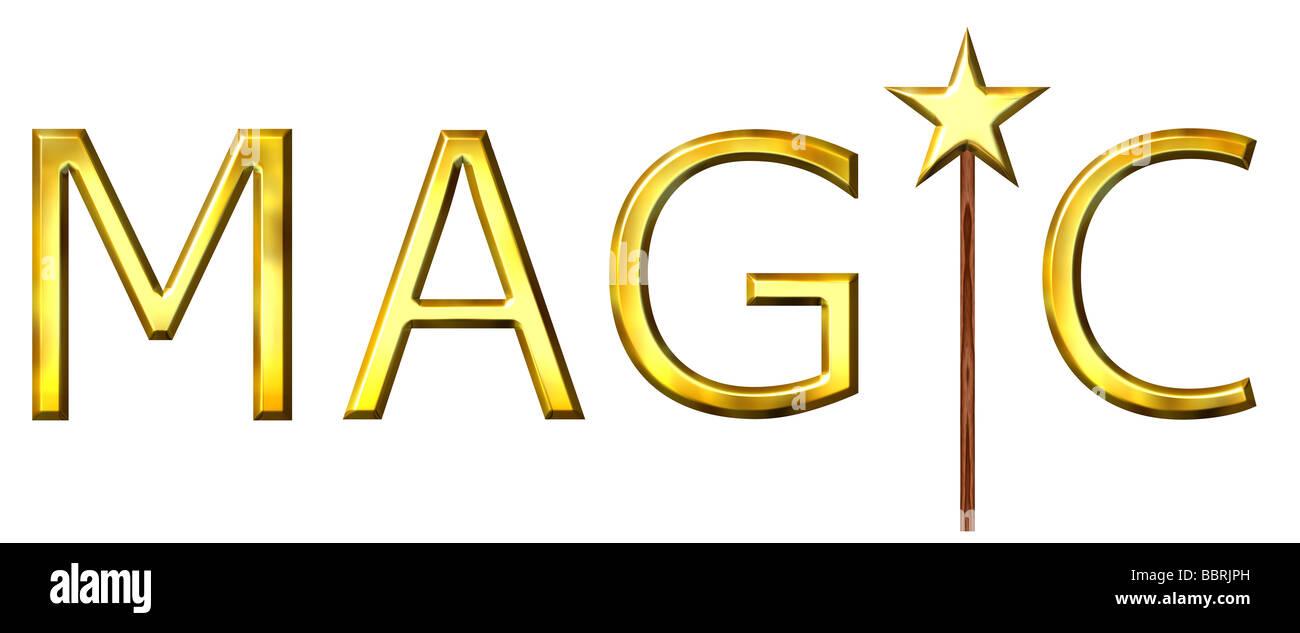 Magic - Stock Image