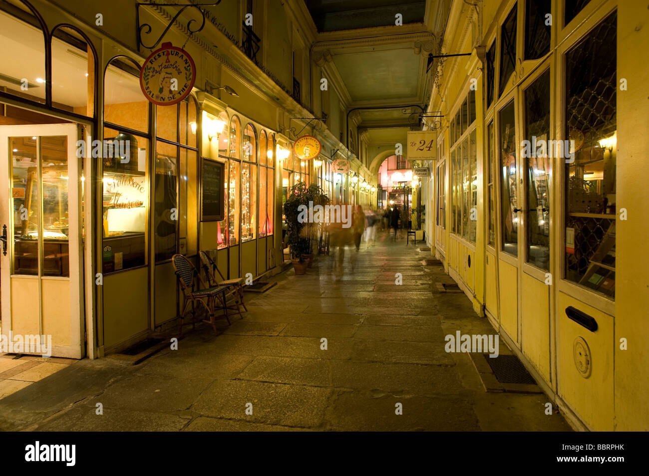 Paris St Germain des Pres - Stock Image