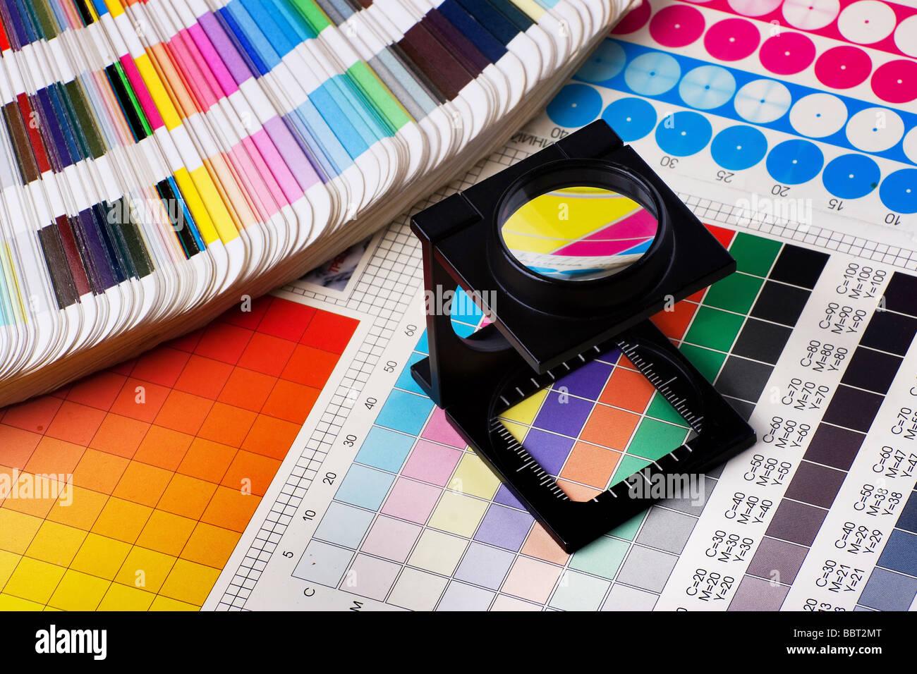 Press Color Management Print Production