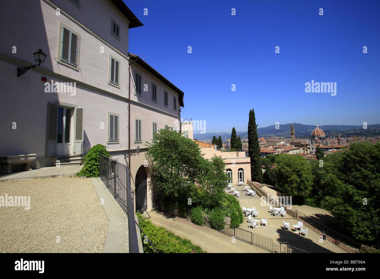 Villa Bardini, Florence,Tuscany,Italy Stock Photo: 24505666 - Alamy