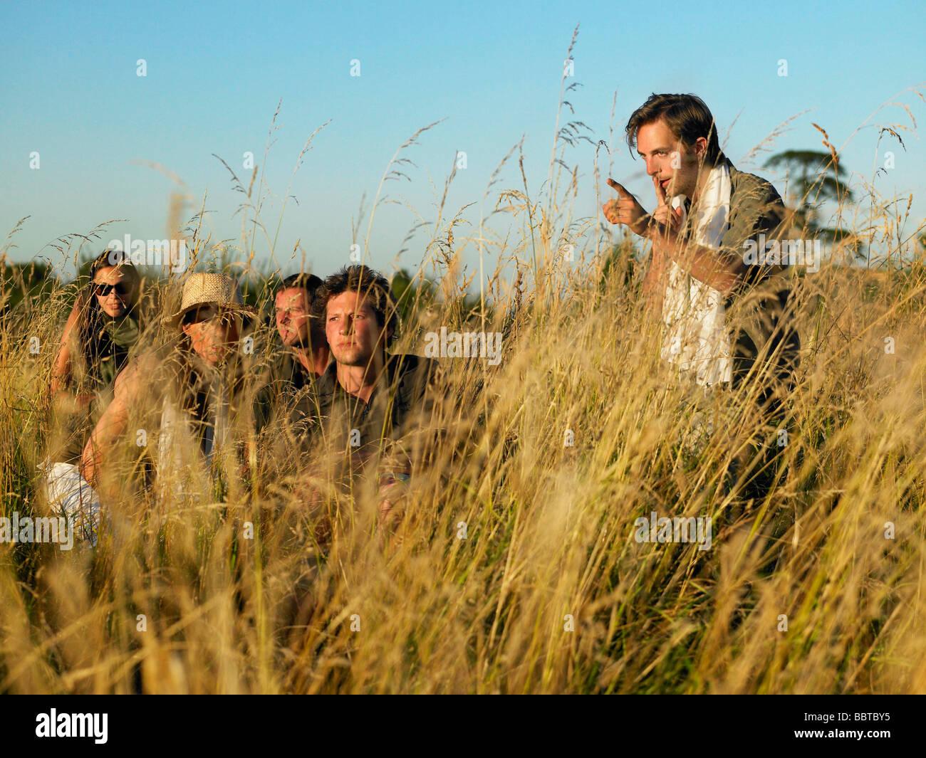 Man Safari Stock Photos & Man Safari Stock Images