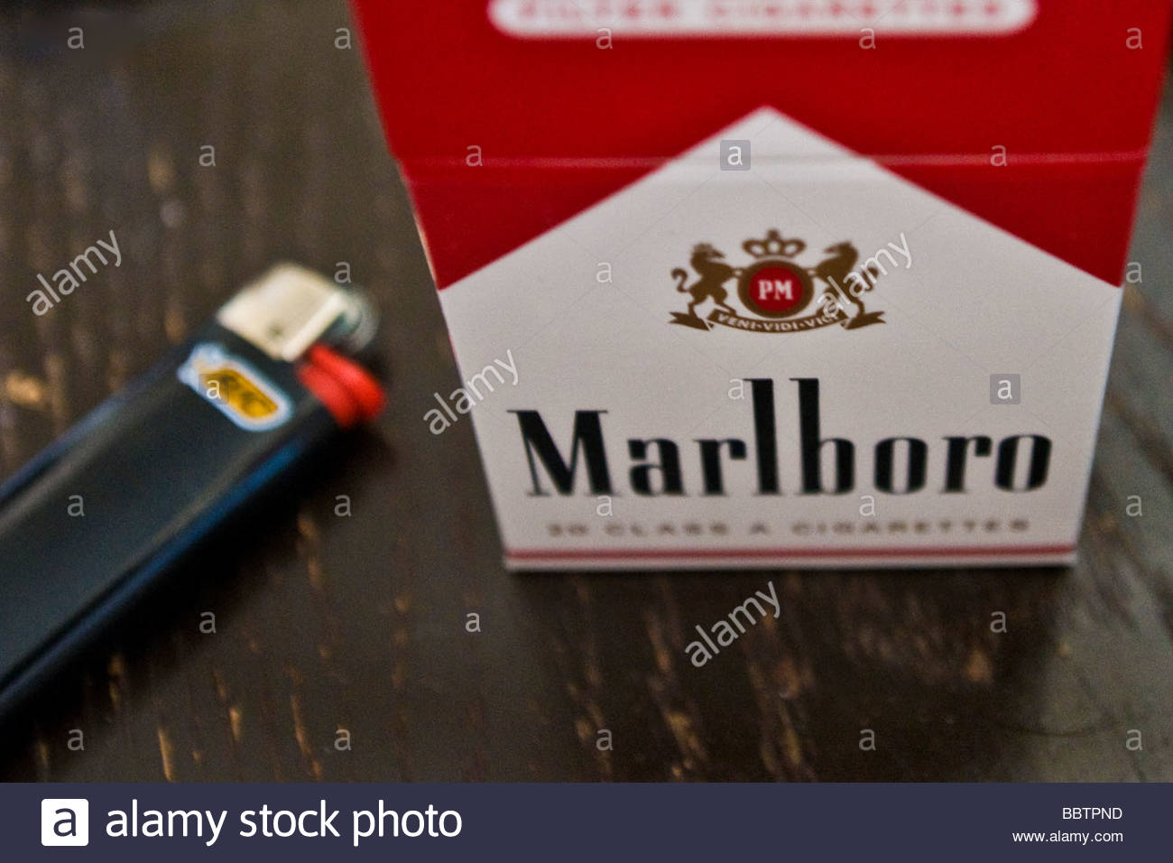 Ultra light cigarettes USA
