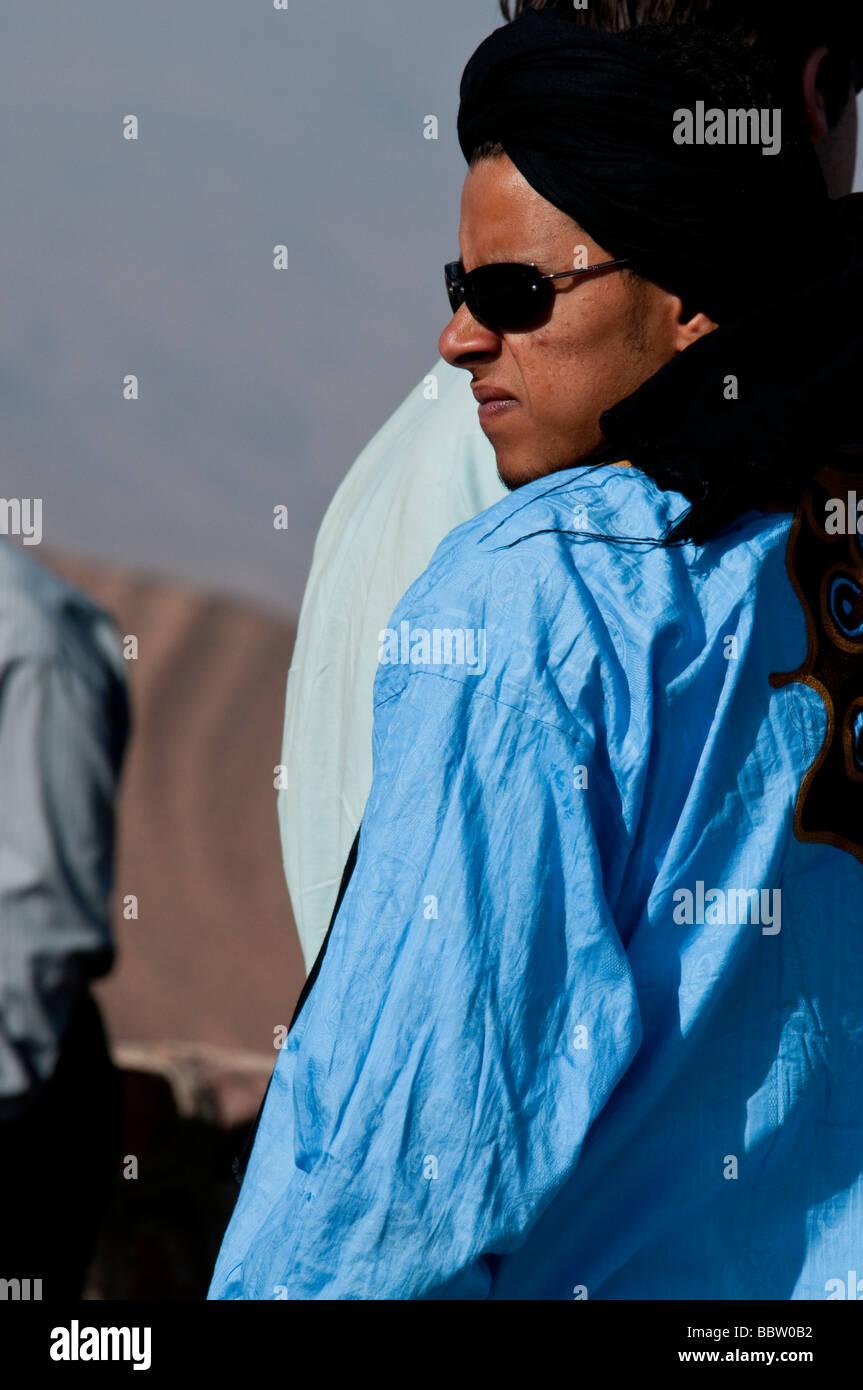 berber man in traditional dress stock photos & berber man in