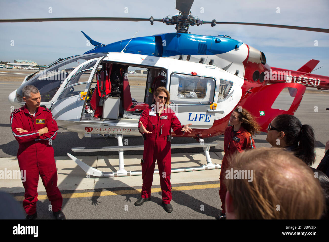 air ambulance helicopter @ emergency responder special operations