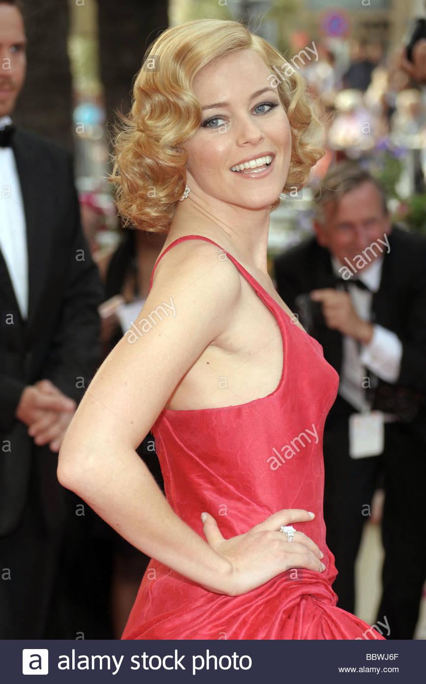 elizabeth banks, cannes 2009, 62nd cannes film festival - Stock Image