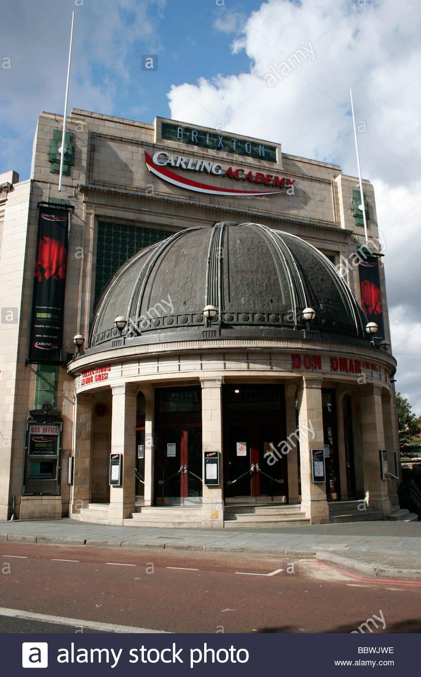 brixton, carling academy, london, great britain Stock Photo