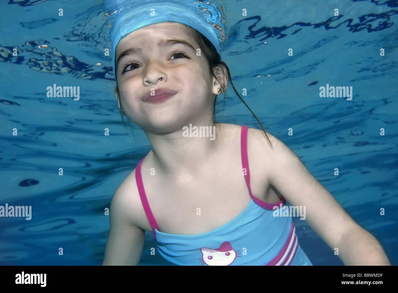 swimming cap woman funny stock photos & swimming cap woman funny