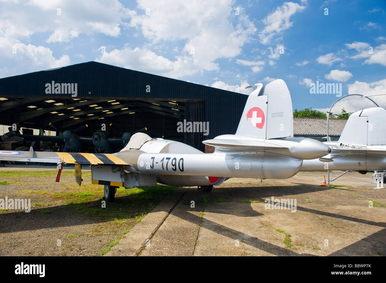 De Havilland VenomStock Photos and Images