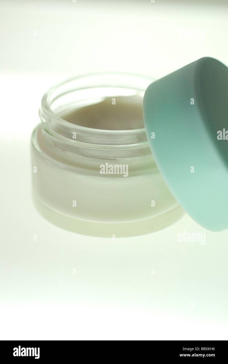 Cream pot - Stock Image