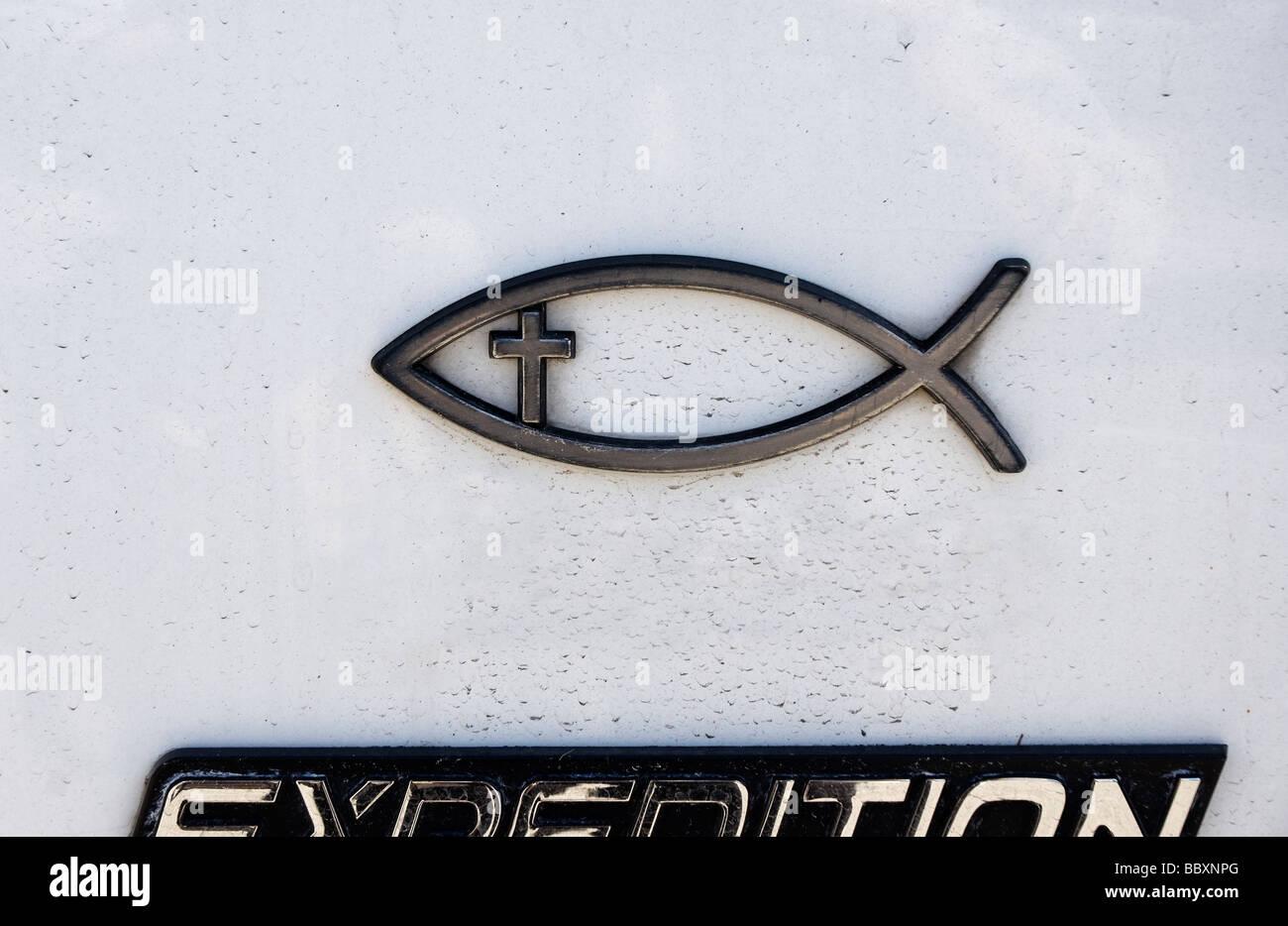 Jesus Fish Symbol Stock Photos Jesus Fish Symbol Stock Images