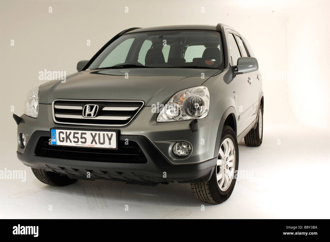 Honda CRV 2005Stock Photo