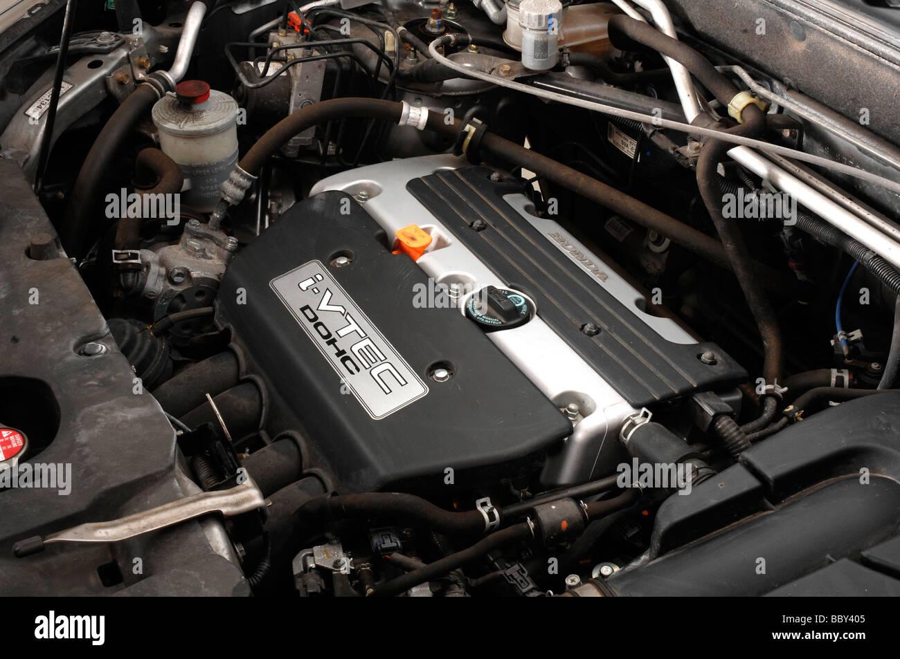 Honda CRV 2005 - Stock Image